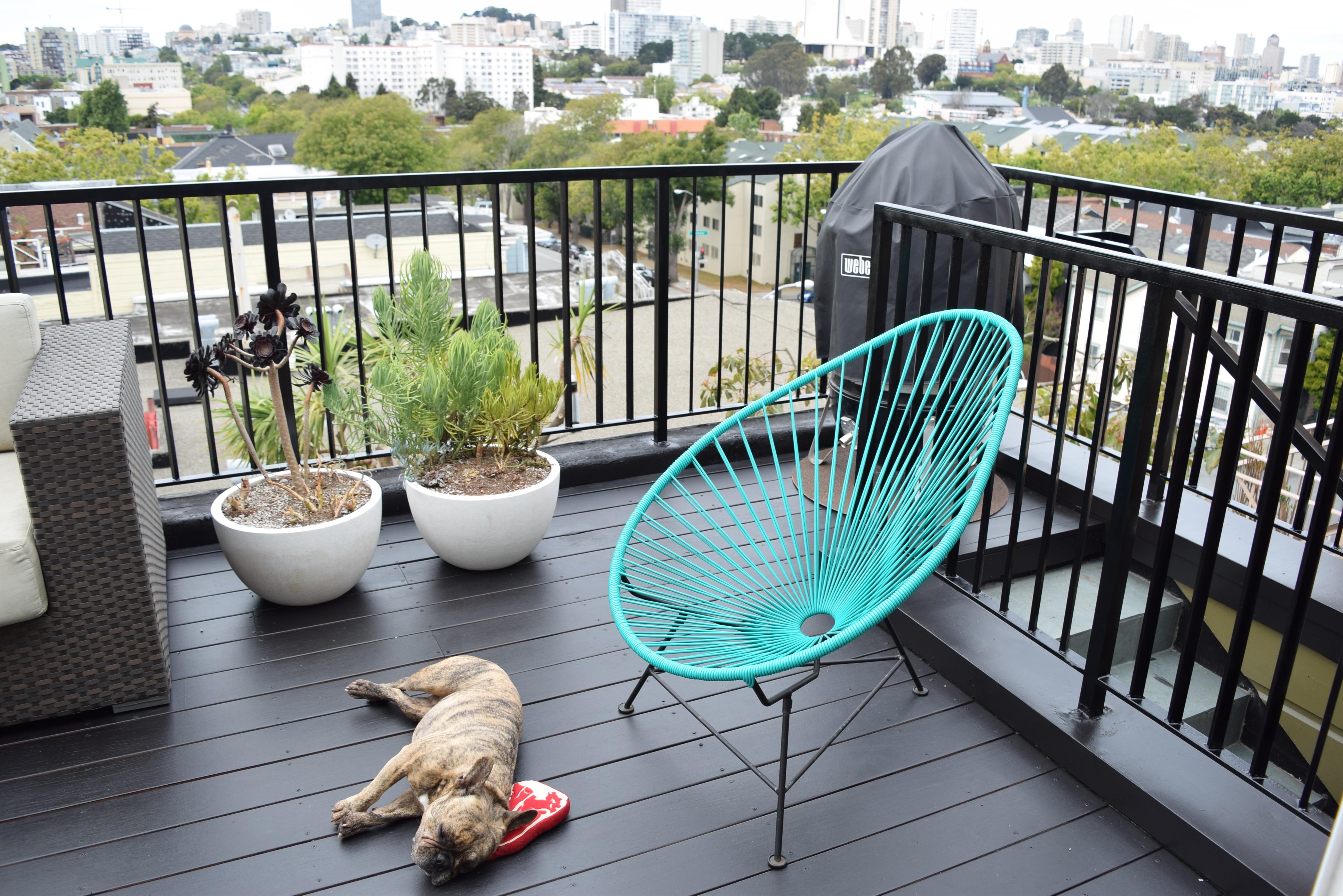 Diy Painted My Outdoor Deck Railings Black Noznoznoz in size 4496 X 3000