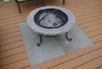 Firepit Or Chiminea On Elevated Deck Methods Decks Fencing intended for proportions 1024 X 768