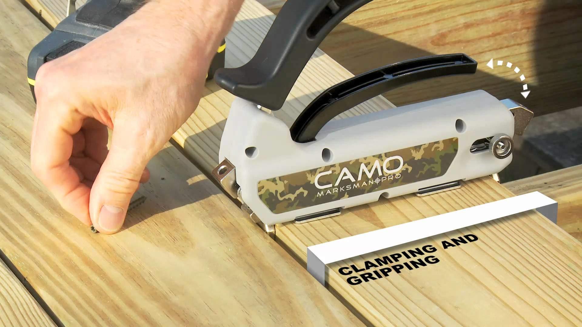 Floorworx Camo Hidden Deck Fastening System inside size 1920 X 1080