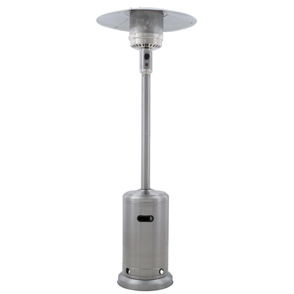 Gardensun Propane Heater 41000 Btu Stainless Steel Outdoor Heating inside measurements 1000 X 1000
