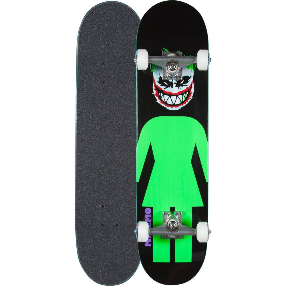Girl Spitfire Mike Mo Joker Full Complete Skateboard 234961957 throughout dimensions 1000 X 1000