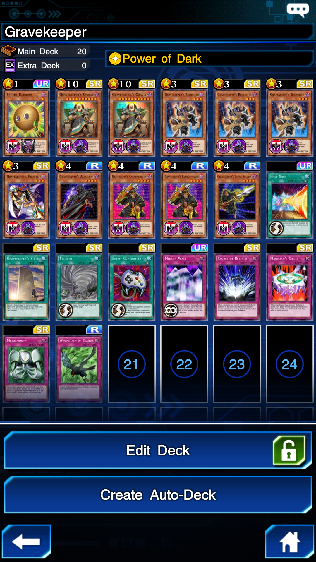 Gravekeeper Deck Is Stronger Than You Think Duellinks intended for size 1080 X 1920