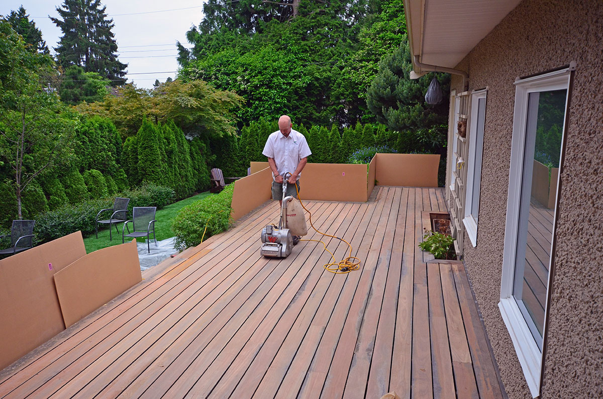 Hardwood Decking Repair Service In Greater Vancouver pertaining to proportions 1200 X 795