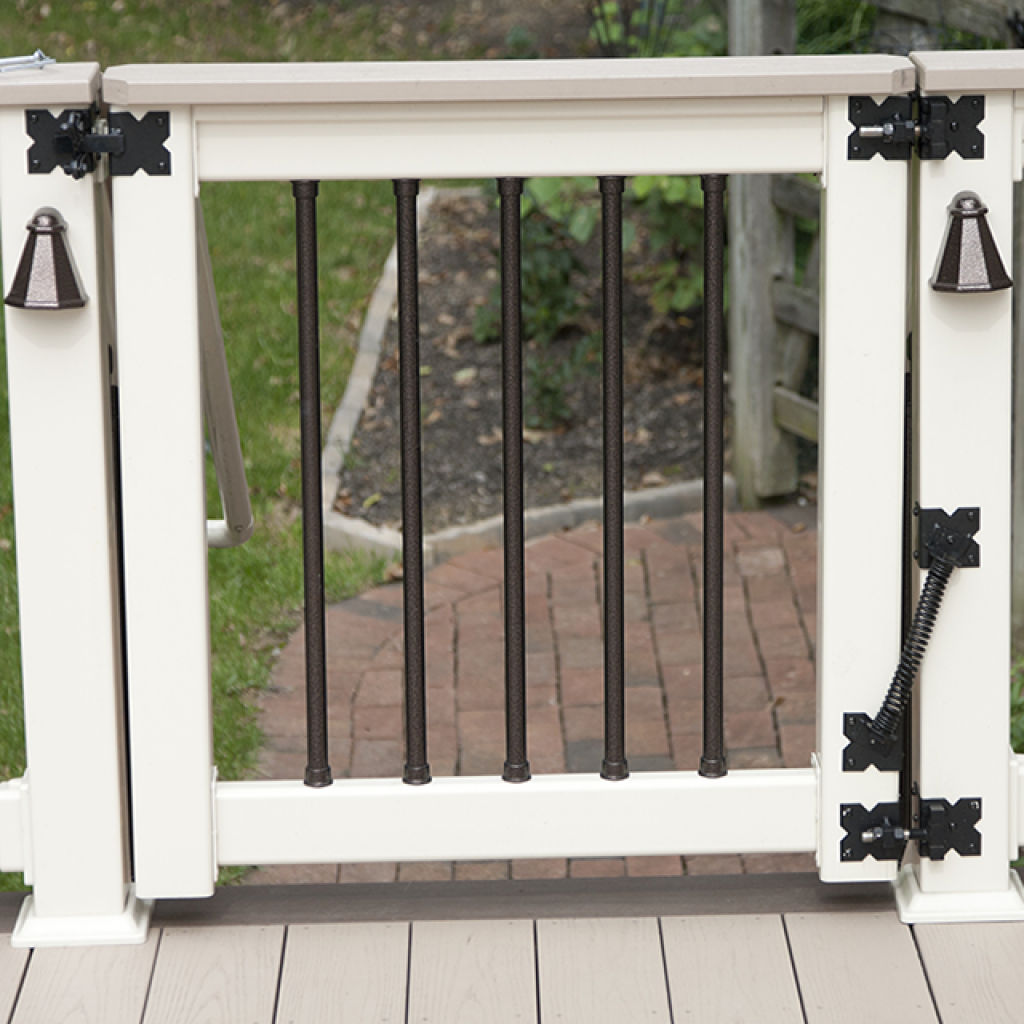 High Quality Vinyl Gates Superior Plastic Products pertaining to proportions 1024 X 1024
