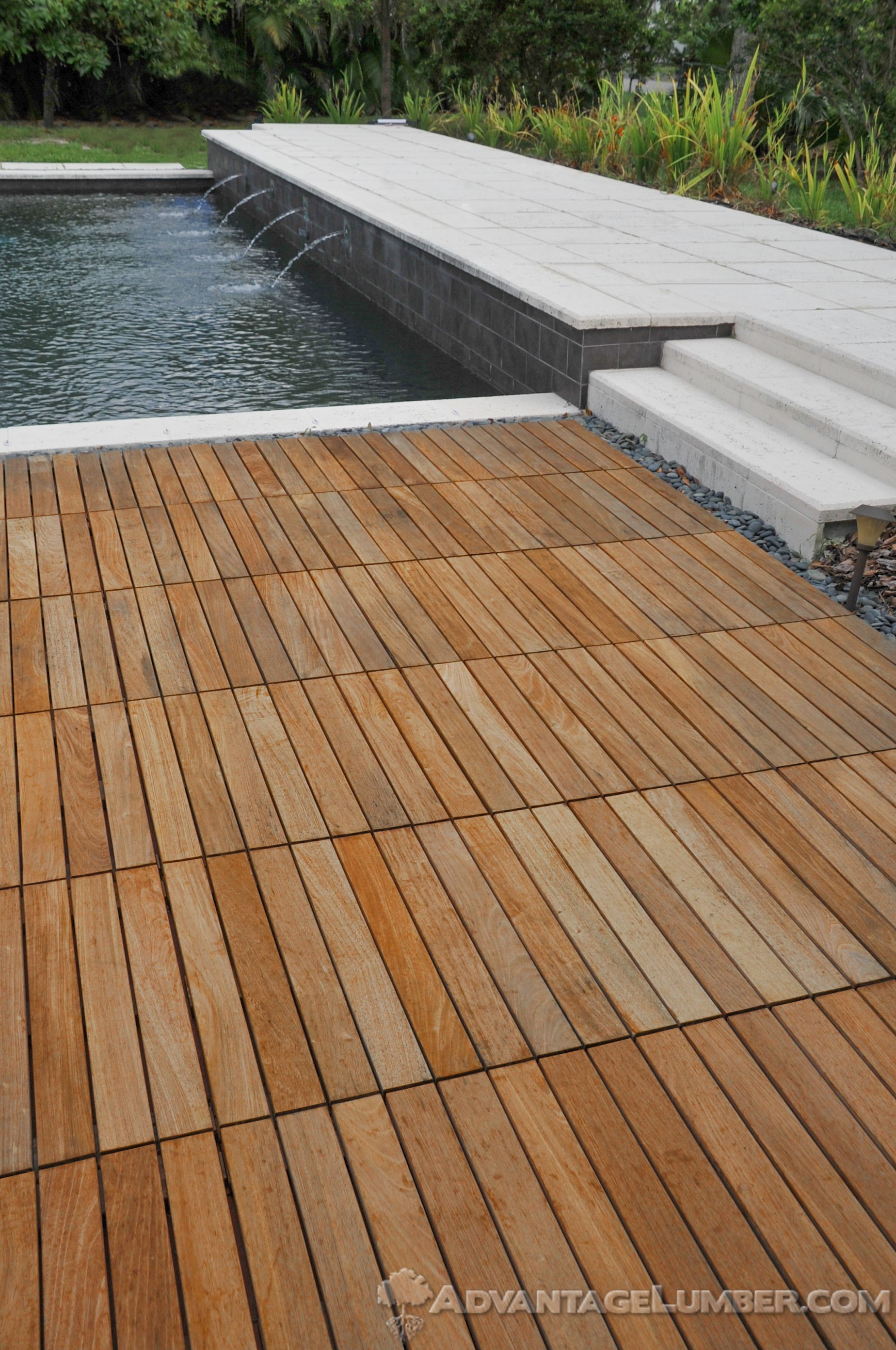 Ipe Deck Tiles 20 X 20 Smooth In 2019 Deck Tiles Deck Tile in sizing 1848 X 2784