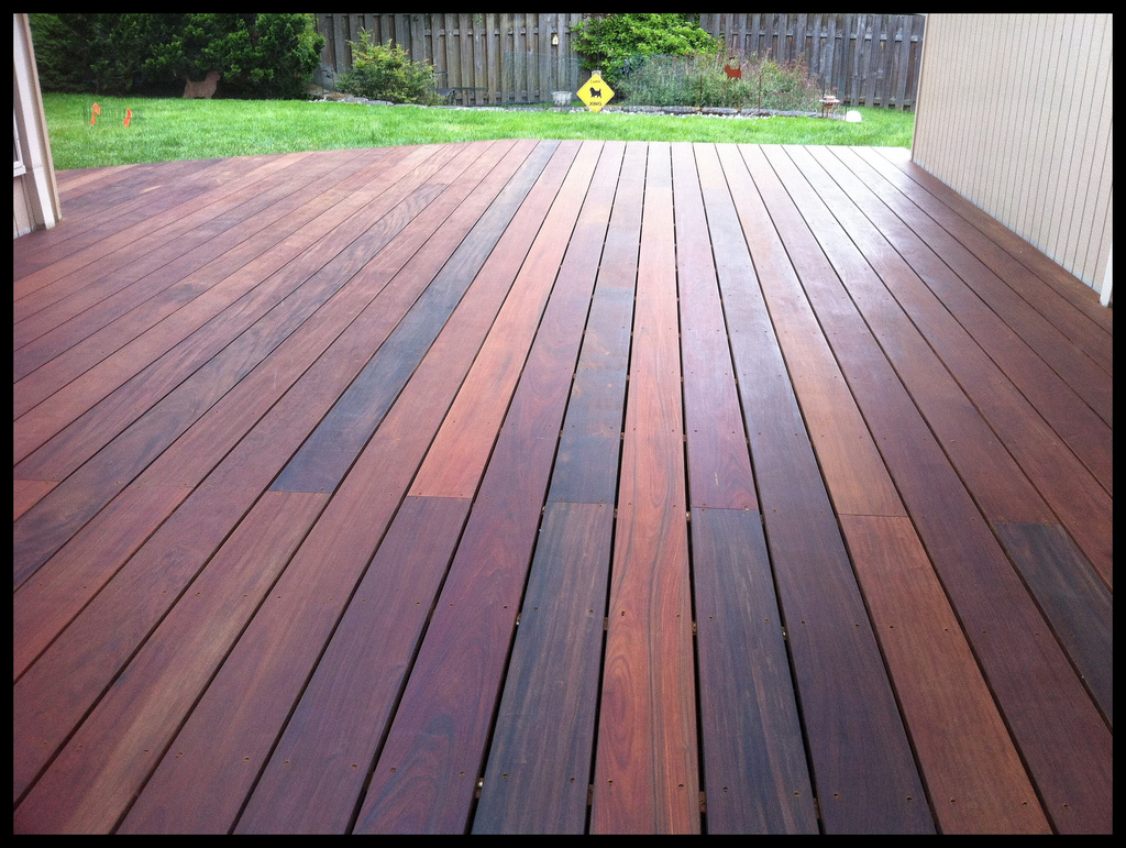Ipe Decking And Cumaru Brazilian Teak Secret Of Tropical Decorations in dimensions 1024 X 771