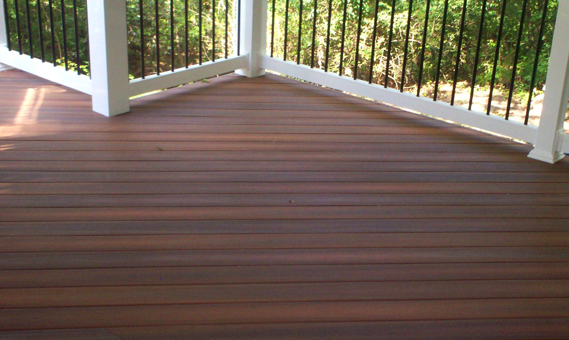 Ironwood Decks Asheville Deck with regard to proportions 1170 X 700