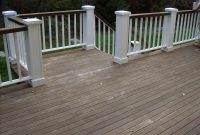 Love The Idea Of Painting Top Railing Slightly Darker Color Than pertaining to proportions 2576 X 1920