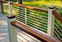 Modern Deck Balusters With Wickes Handrail Plus Fencing Together regarding size 1024 X 768