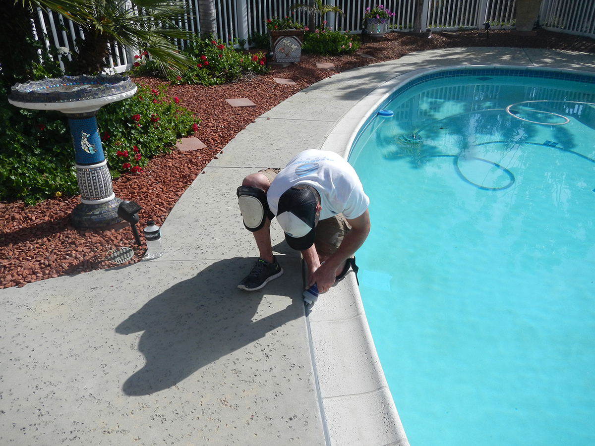 Pool Deck Coping Caulk And Caulking Between Coping And Pool Deck regarding measurements 1200 X 900