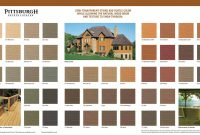 Ppg Exterior Stain Coffee 711 Semi Transparent 7414 Shorecliff with proportions 1725 X 1000