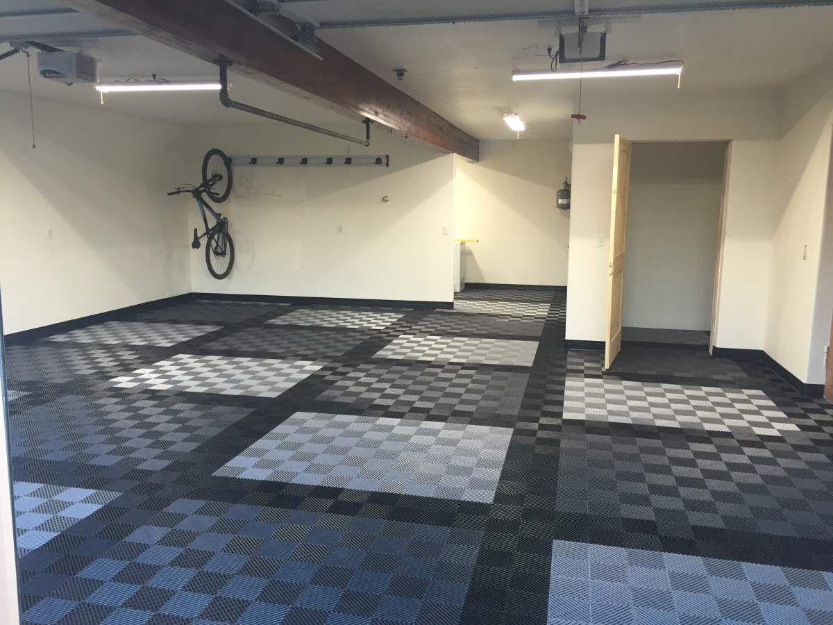 Race Deck Garage Flooring Tiles Garageflooring Lake Living In throughout dimensions 1200 X 900