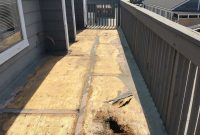 Repairing And Waterproofing A Residential Plywood Deck pertaining to proportions 2048 X 1152