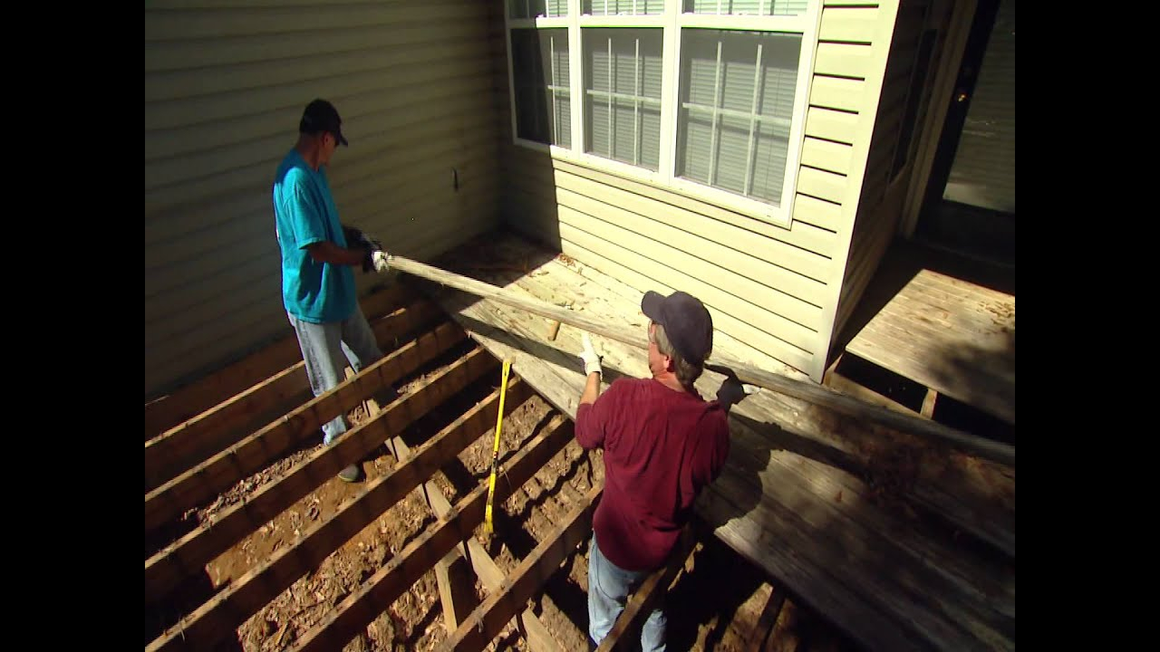 Resurface Your Current Deck Trex regarding size 1280 X 720