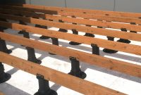 Se Eterno Adjustable Self Leveling Pedestal Supports For Wood Joists with regard to proportions 1200 X 1200