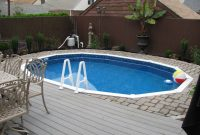 Semi Inground Pools With Decks Concrete Floor Panels With Semi with regard to size 1024 X 768