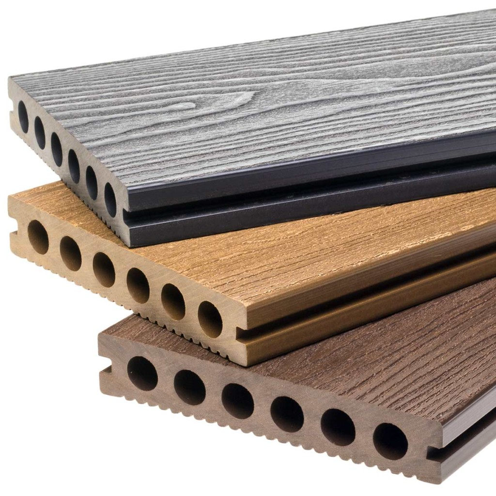 Solid Composite Decking Boards With Plus Together Deck Porch throughout size 1024 X 1024