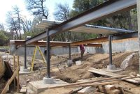 Steel Beams And A Metal Pan Deck Fine Homebuilding regarding sizing 1200 X 900