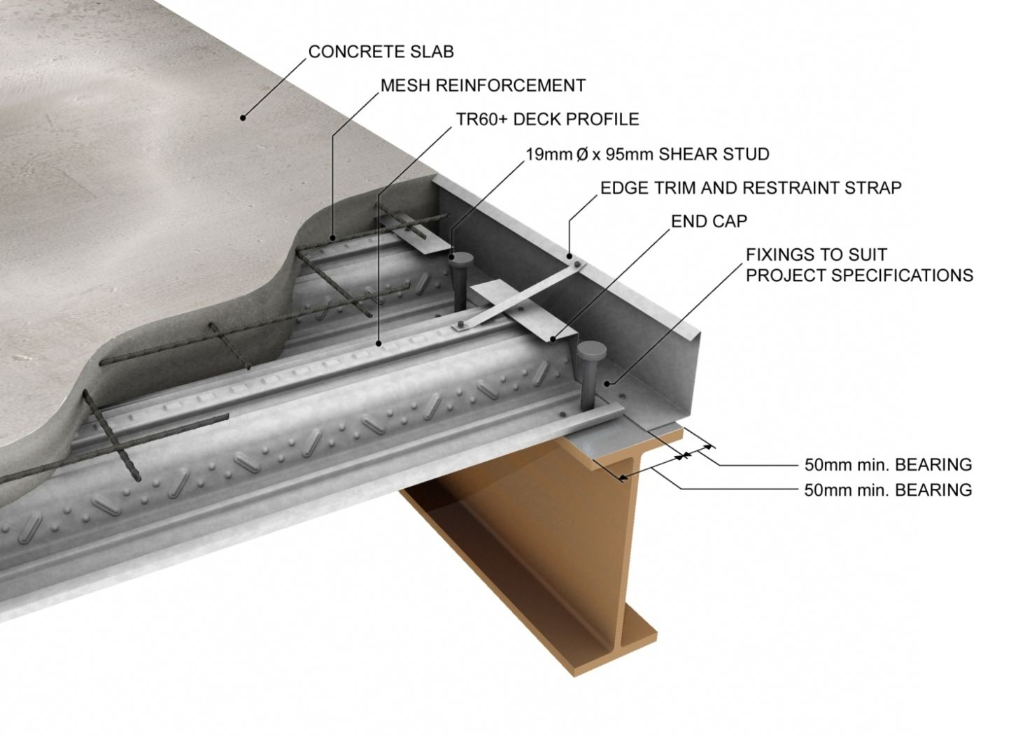 Stl Angle At Roof Deck with dimensions 1465 X 1054