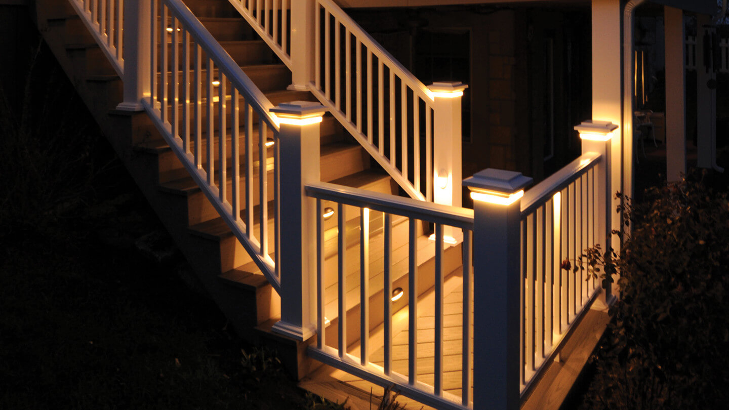 Stylish Inspiration In Deck Lighting Safari within size 1440 X 810