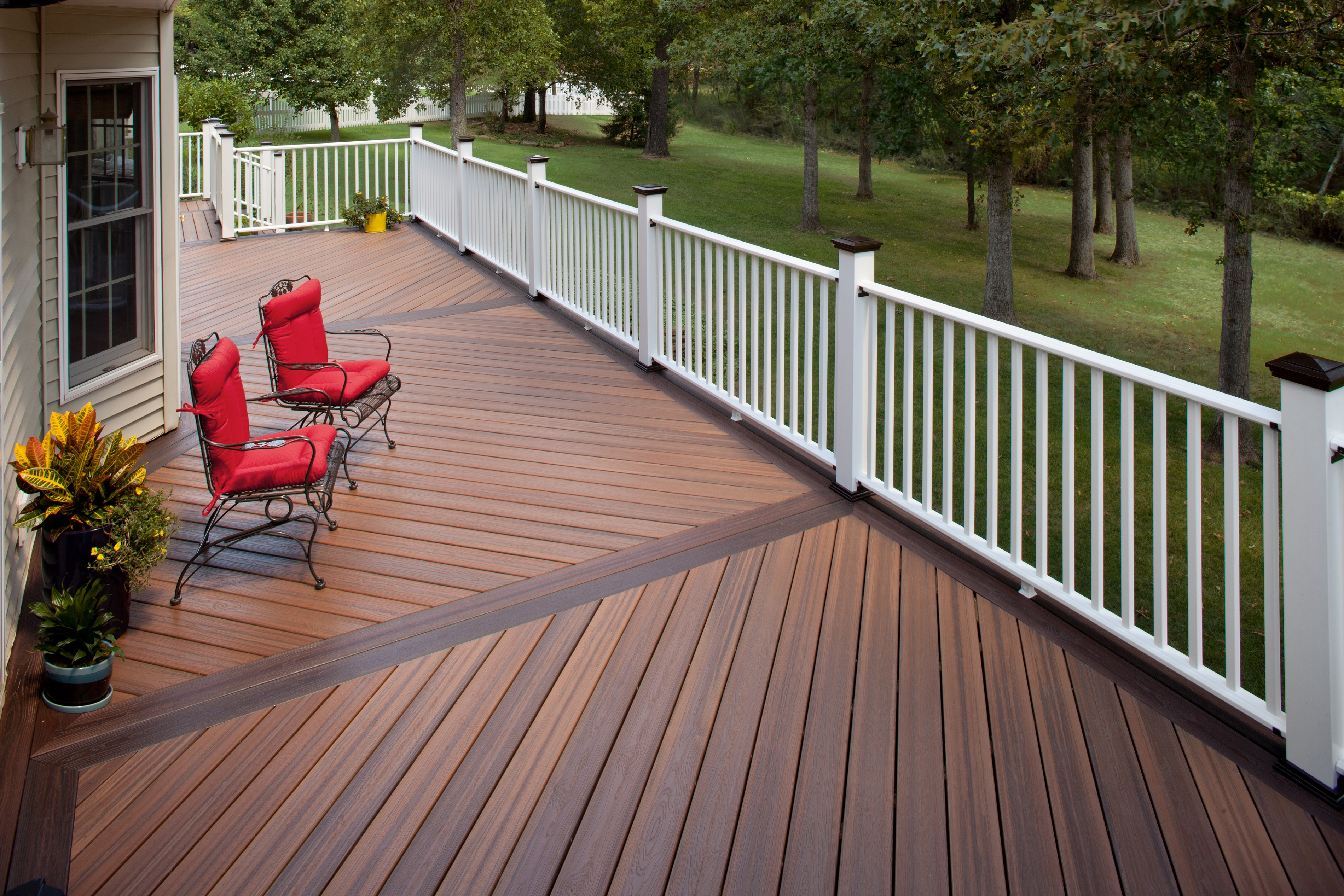 Tamko Decking East Side Lumberyard Supply Co Inc with regard to size 3800 X 2534