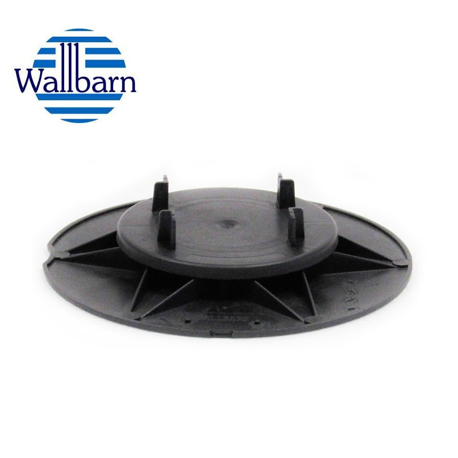 Wallbarn Td 25mm Timber Decking Fixed Pedestal Roofing Superstore with sizing 900 X 900