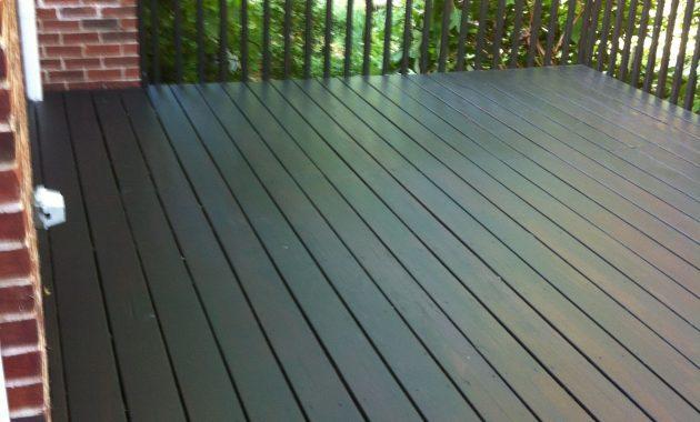 Slate Gray Deck Paint
