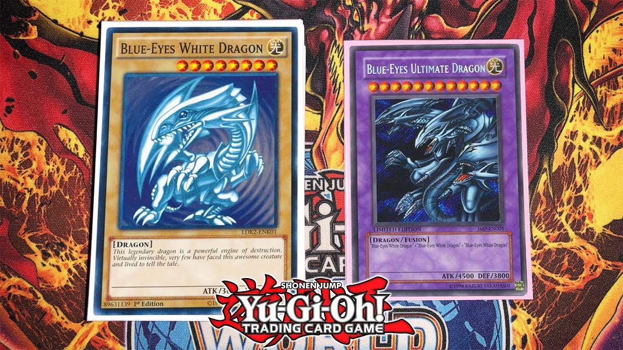 Yu Gi Oh Unbeatable Seto Kaiba Legendary Blue Eyes Deck Profile within dimensions 1280 X 720