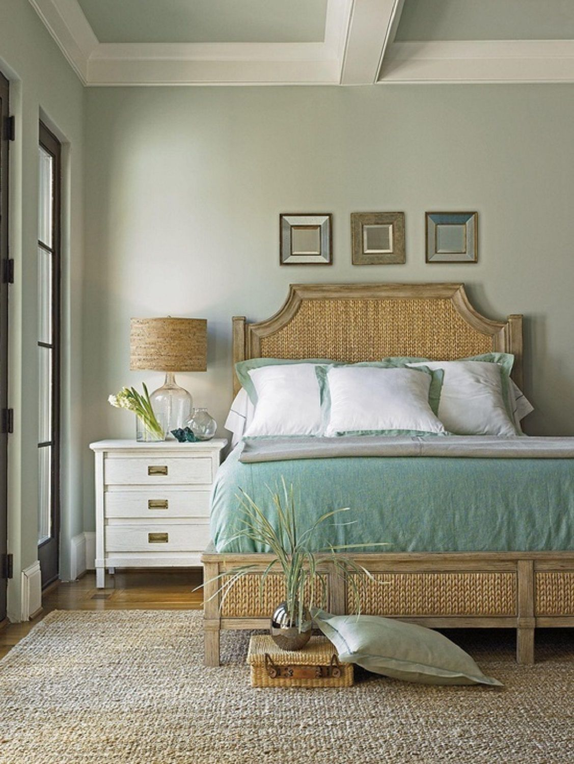 50 Gorgeous Beach Bedroom Decor Ideas with dimensions 1127 X 1500