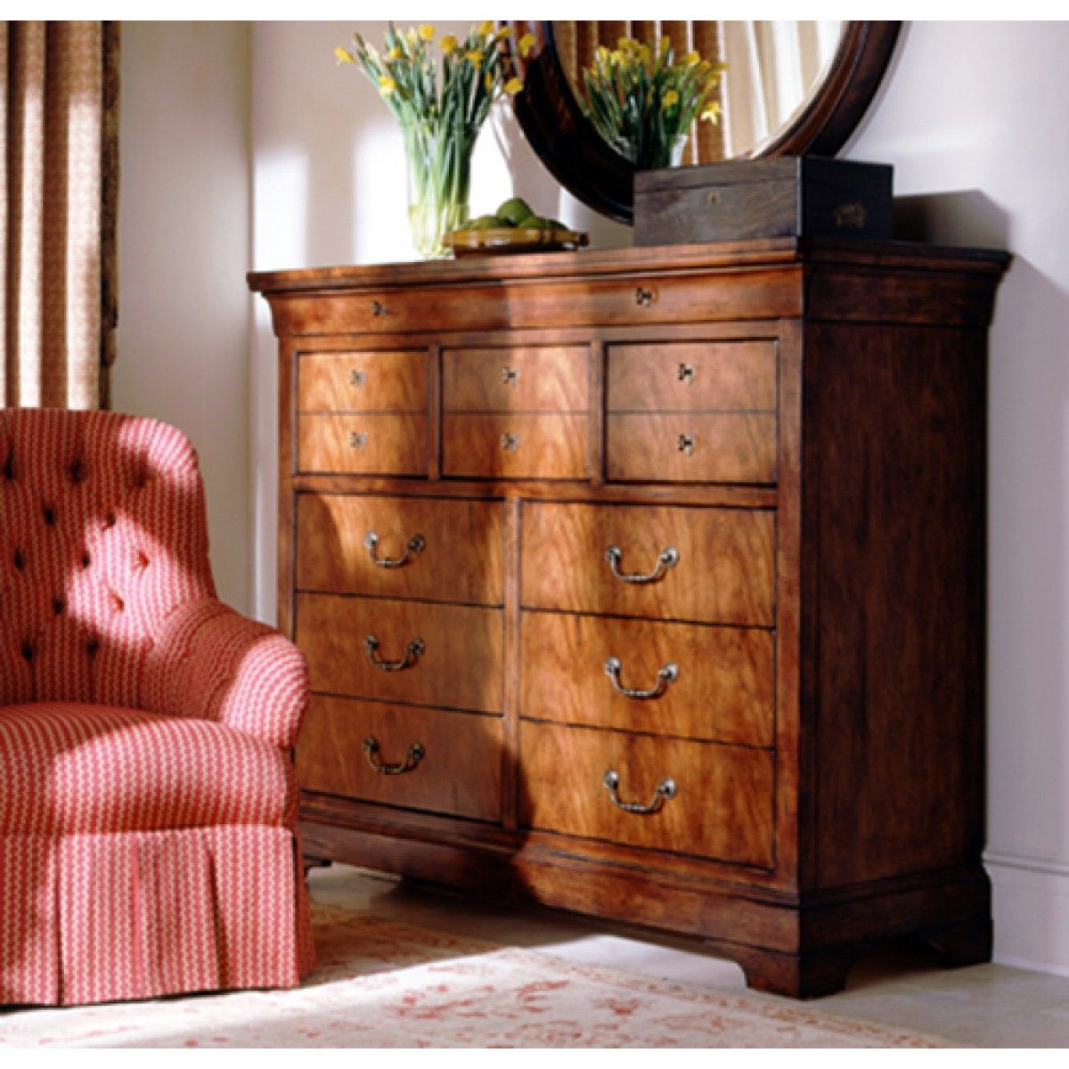 Henredon Cavalier Chest Vintage Grannys Guest Bedroom 2 within dimensions 1200 X 1200