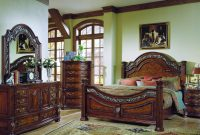 Samuel Lawrence Furniture San Marino Panel Bedroom Set In Sanibel within measurements 1200 X 942