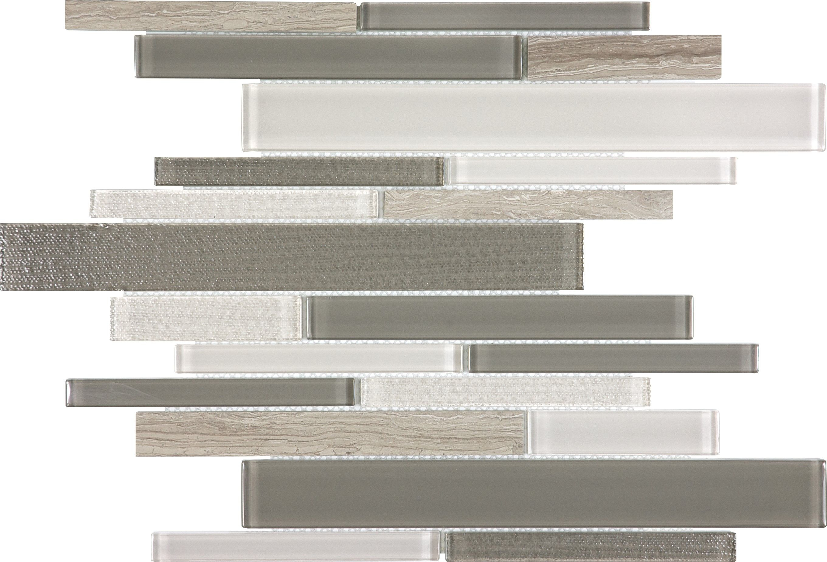 94 087 Rocky Taupe Glass Marble Blend Random Strips with regard to measurements 2720 X 1849