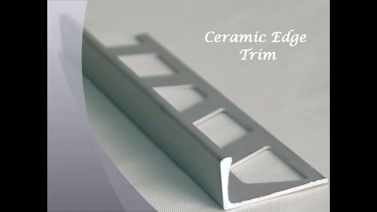 Aluminium Tile Trim Aluminiumpark inside measurements 1280 X 720