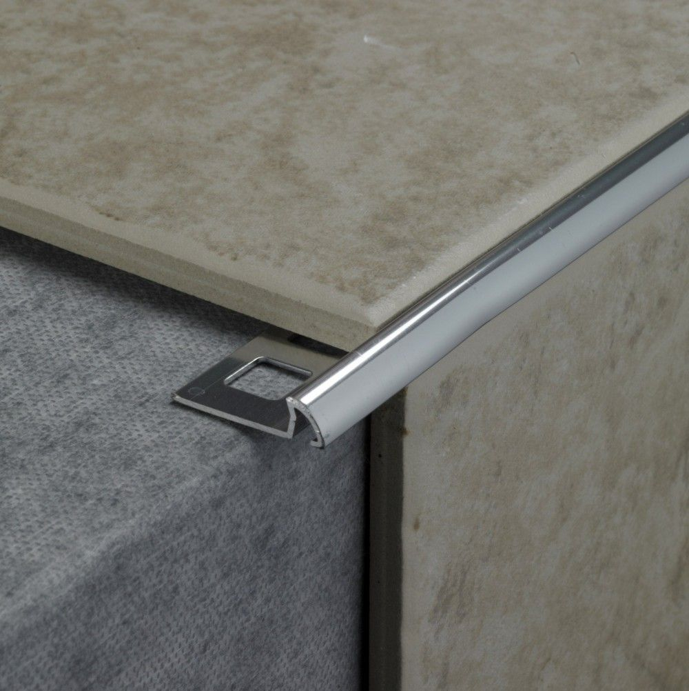Courtyard Metal Tile Trims In 2019 Kitchen Tiles Tile pertaining to proportions 1000 X 1002