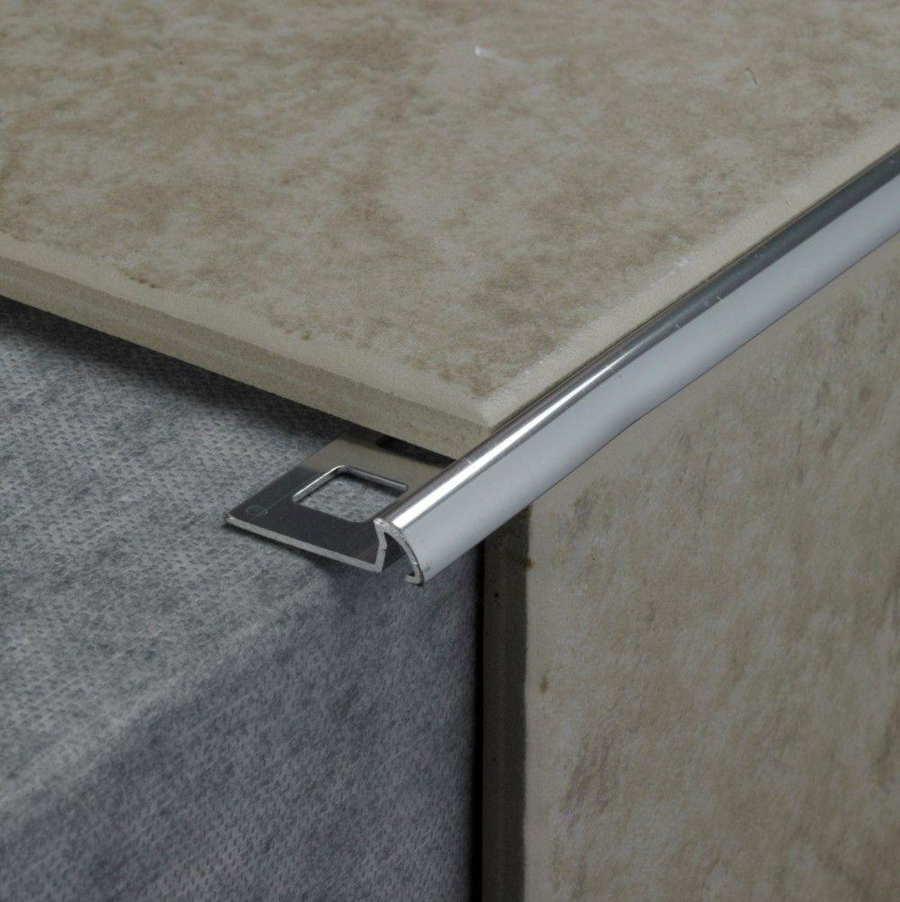 Courtyard Metal Tile Trims In 2019 Kitchen Tiles Tile throughout size 1000 X 1002
