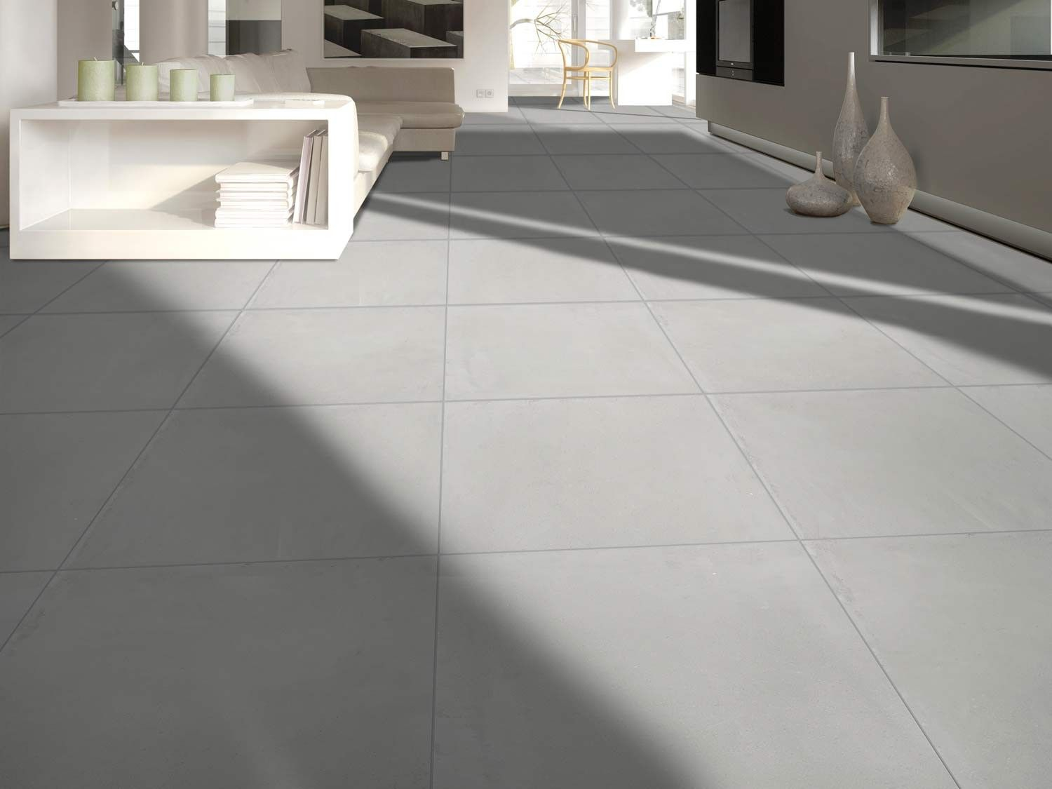 District Grey 600 X 600 Mm Matt Finish Glazed Porcelain regarding dimensions 1500 X 1125