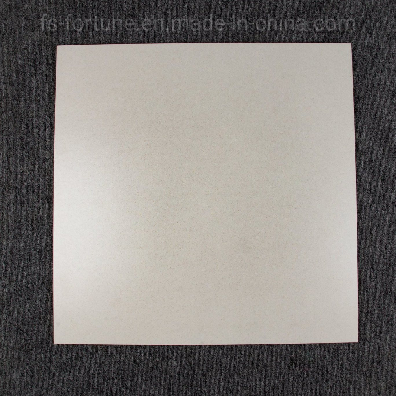Hot Item 600x600 Milan Luxury Pure White Kitchen Non Slip Fullbody Rustic Floor Tile intended for size 1368 X 1368