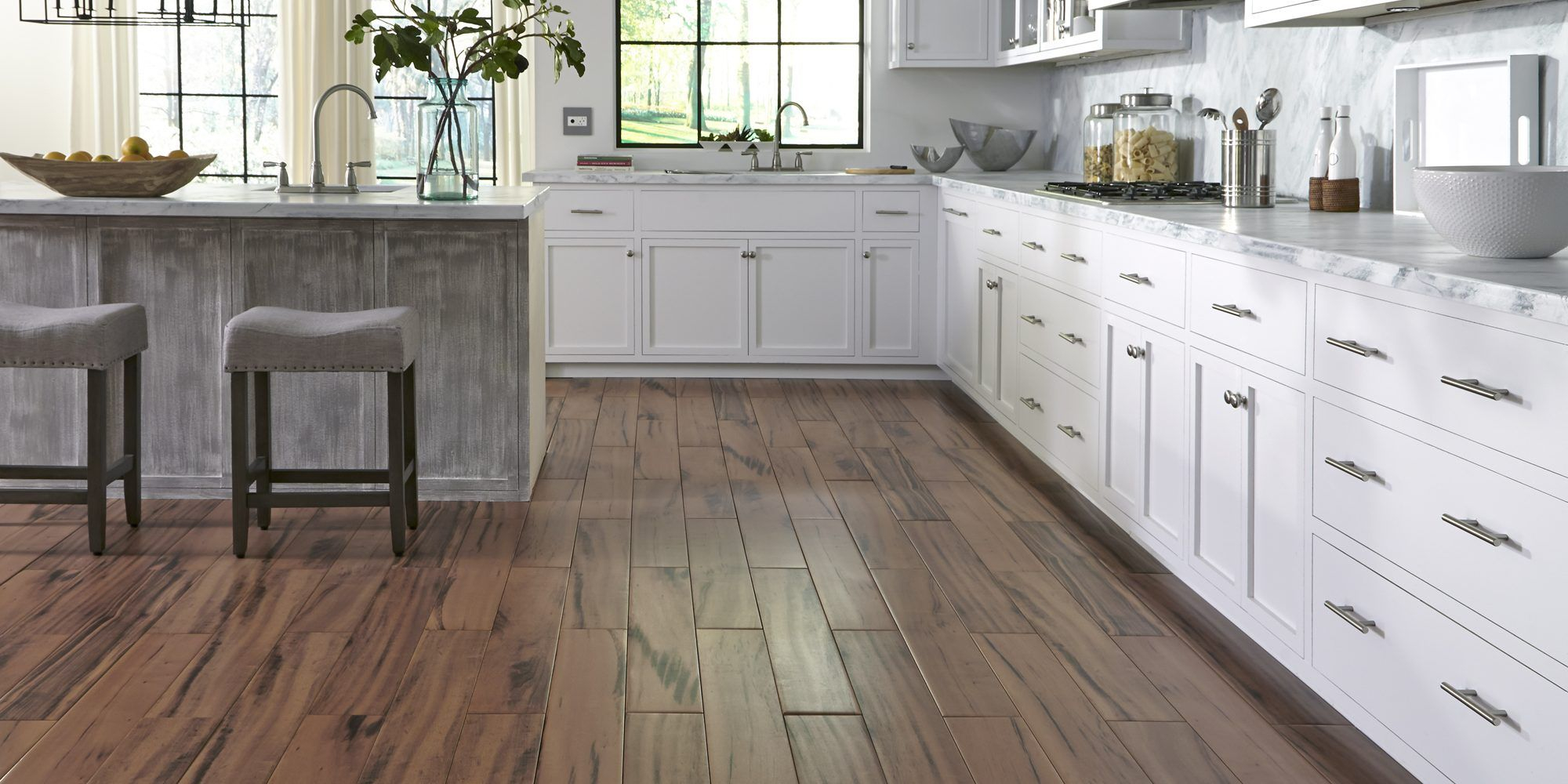 Learn Whether Wood Grained Ceramic Tile Can Pass For with sizing 2000 X 1000