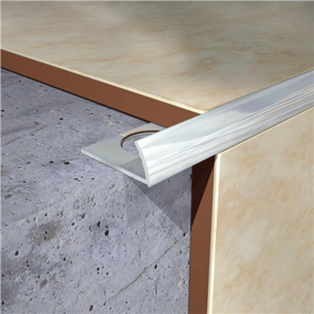 Metal Tile Trim 12mm 25mtr with regard to sizing 1000 X 1000