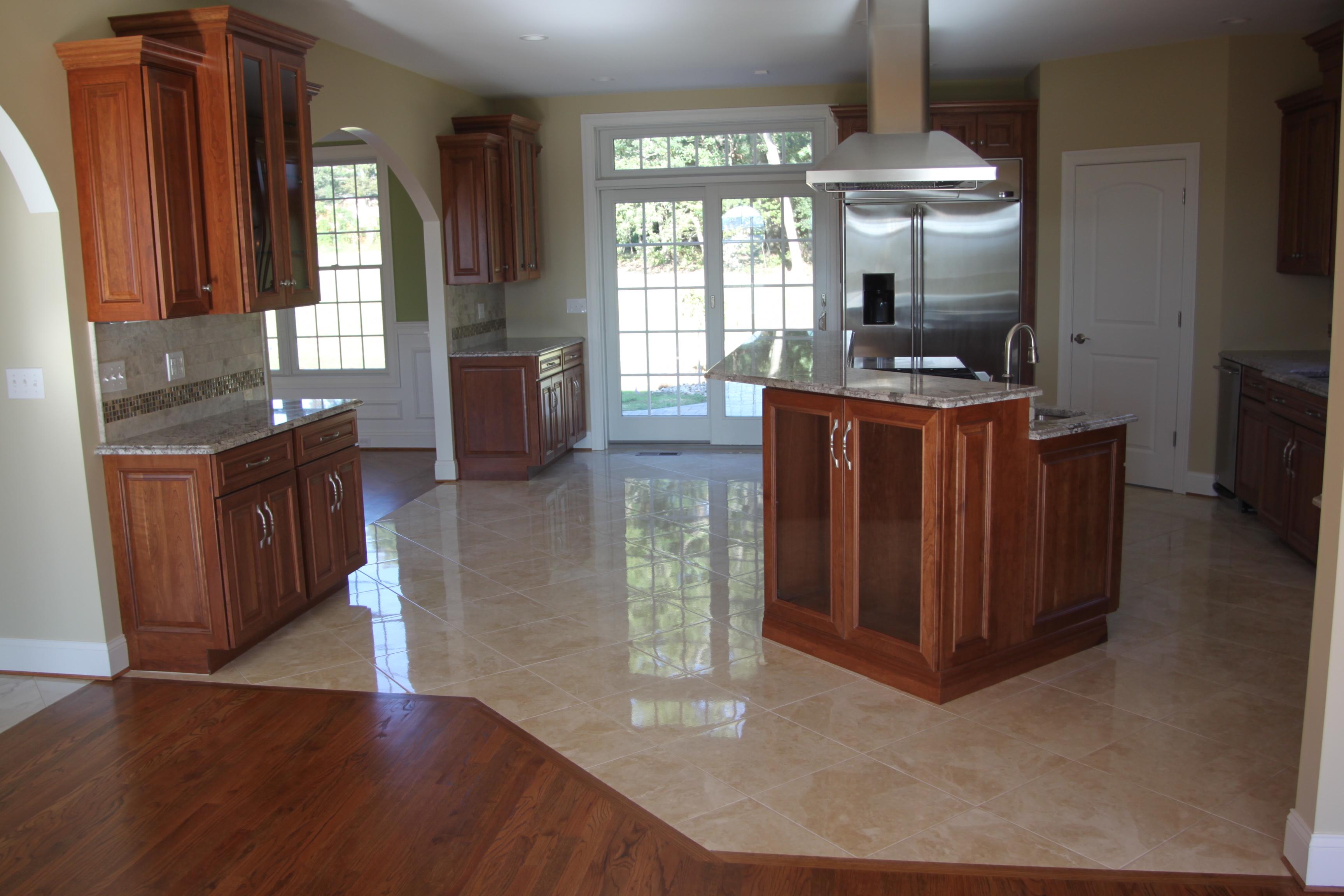 New Kitchen Floor 15 Stunning Grey Design Idea Style with sizing 3456 X 2304