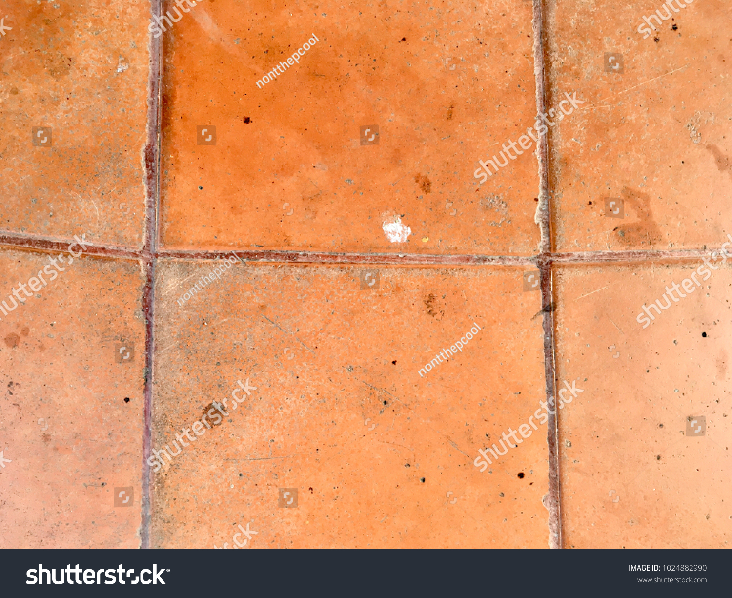 Orange Marble Tile Floor Background Stock Photo Edit Now throughout proportions 1500 X 1225