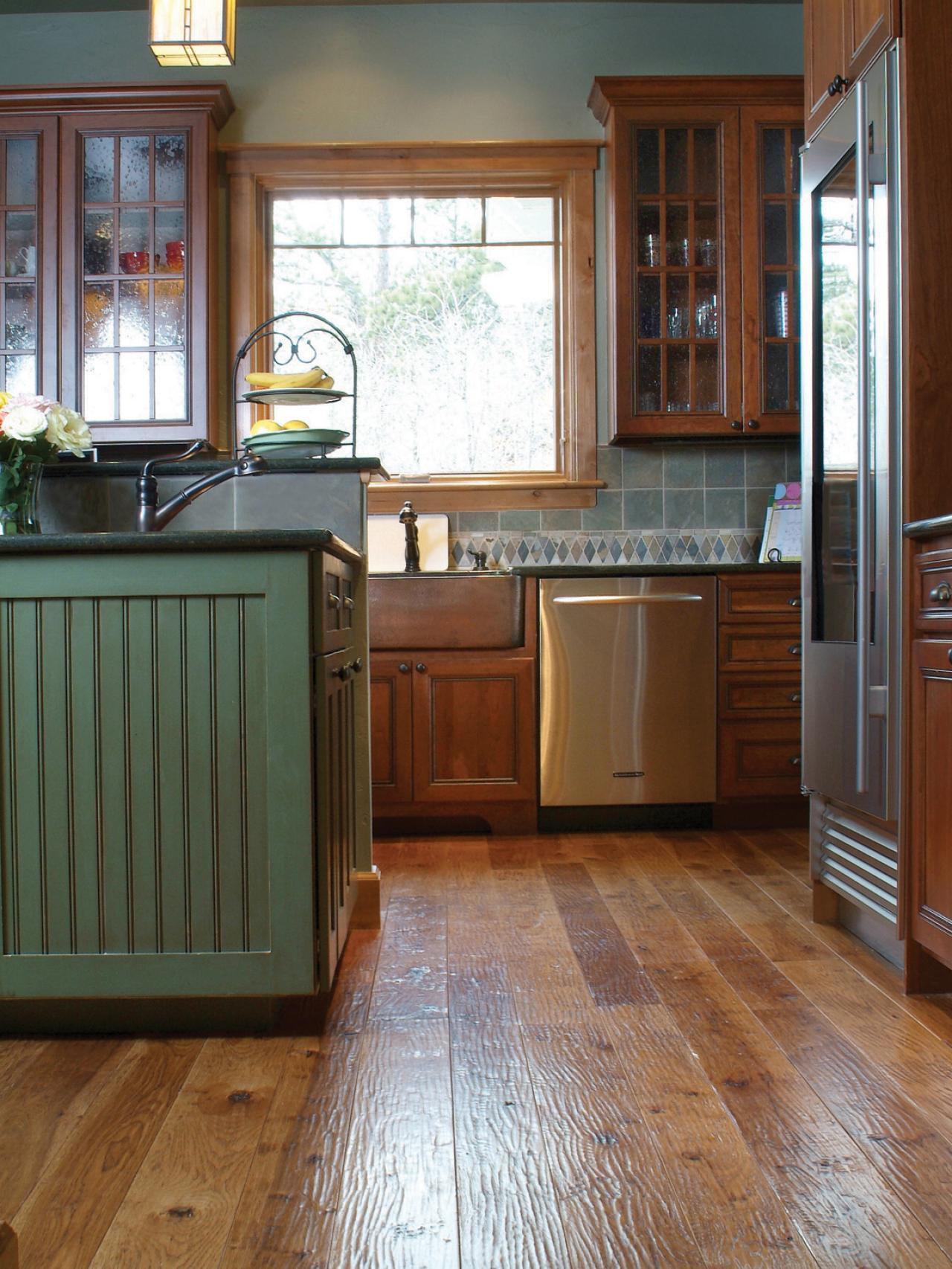 Top 53 Superlative Flooring Options Kitchen Renovation in measurements 1280 X 1706
